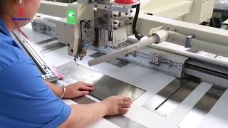 How to change bobbin with Richpeace auto sewing machine