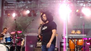 Time and Time Again Counting Crows Live Richmond Virginia Innsbrook July 11 2010