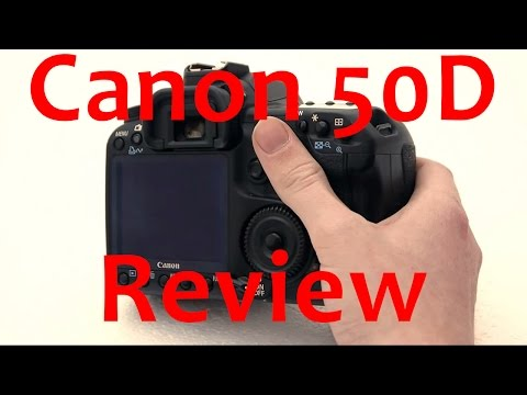 Canon 50D Review