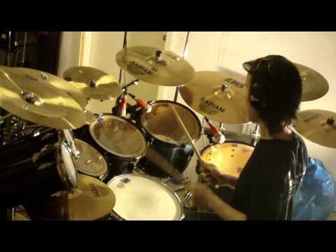 Avenged Sevenfold - Danger Line - Drum Cover