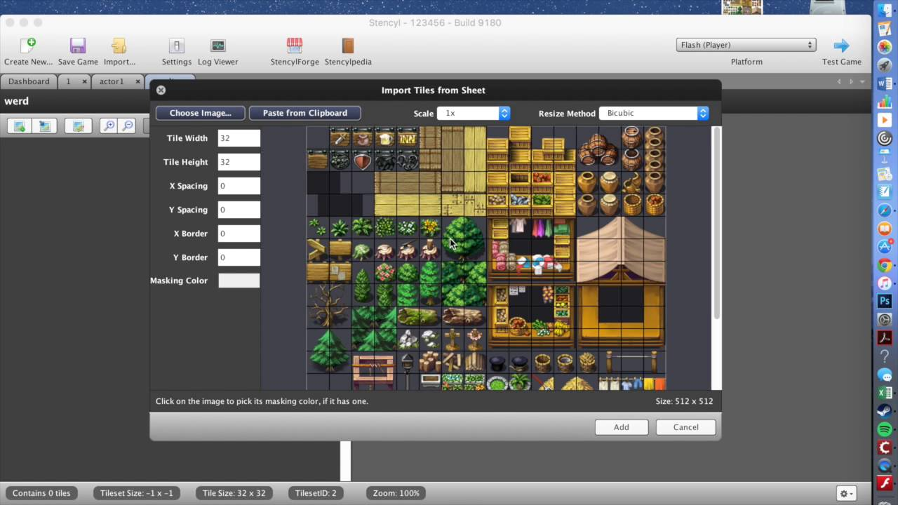 Make your own video game online game design course for kids.