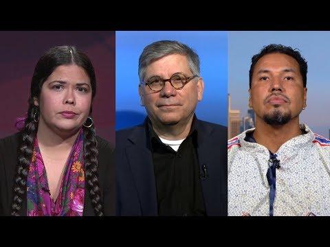 "Native Americans React to Elizabeth Warren's DNA Test: Stop Making Native People ""Political Fodder"""
