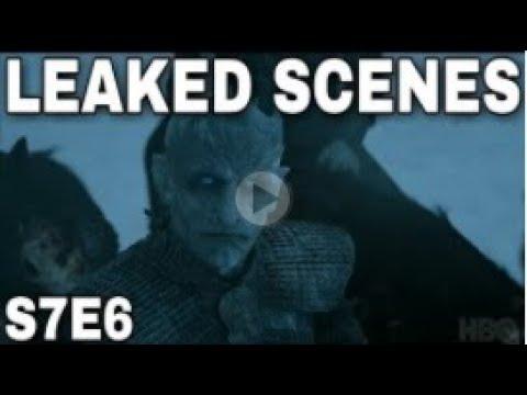 Season 7 Episode 6 Leaked Scenes - Game of Thrones Season 7 Episode 6