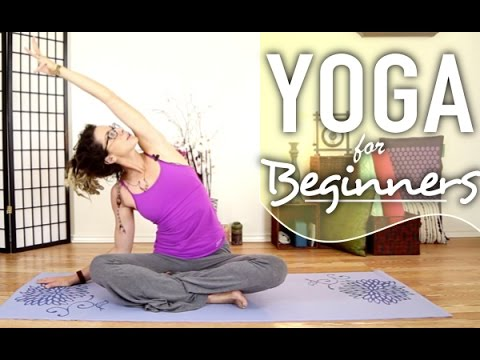 Yoga For Stress Relief - Beginners Flow for Stress & Anxiety Relief