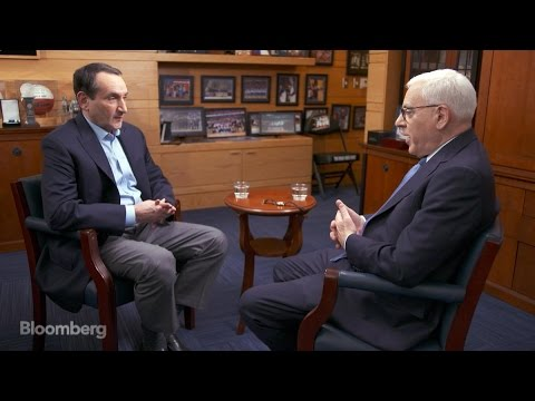 Duke's Coach K Says Family Feared Discrimination - YouTube
