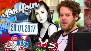 #MoinMoin mit Florentin   Lena Meyer-Landrut & Verstöße gegen die Verkehrsordnung   20.01.2017