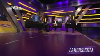 Jeanie Buss, Magic Johnson speak for the first time about Lakers vision