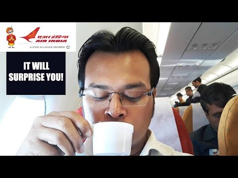 This is Air India Economy Class | What Do You Expect?