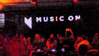 Marco Carola @ Official Music On After Party 2015 Cova Santa Ibiza pt2