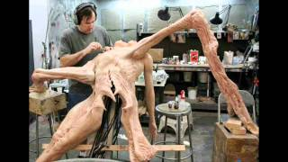 the thing prequel make up effects concept design art practical sfx