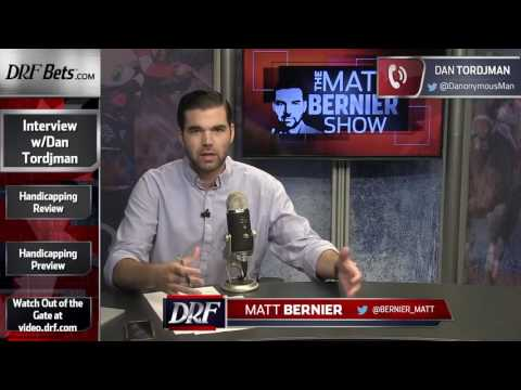 The Matt Bernier Show - Delaware Handicap Edition - July 14th, 2017
