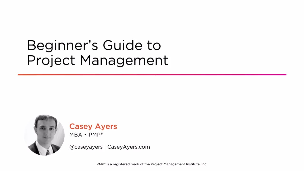 Course preview beginners guide to project management youtube course preview beginners guide to project management xflitez Choice Image