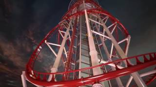 The World's Tallest Roller Coaster - Opens in 2018