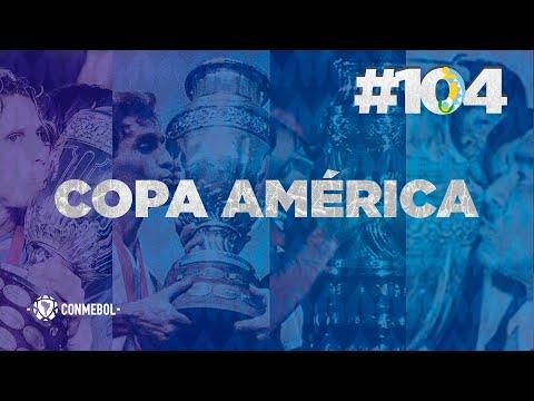 104 años de la CONMEBOL Copa América