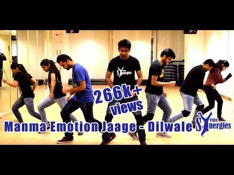 Dance Choreography on Manma Emotion Jaage - Dilwale