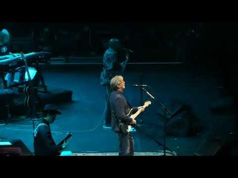 Eric Clapton - I Shot the Sheriff (Wailers) - 09-11-2019 - Chase Center, San Francisco, CA 4k 60fps