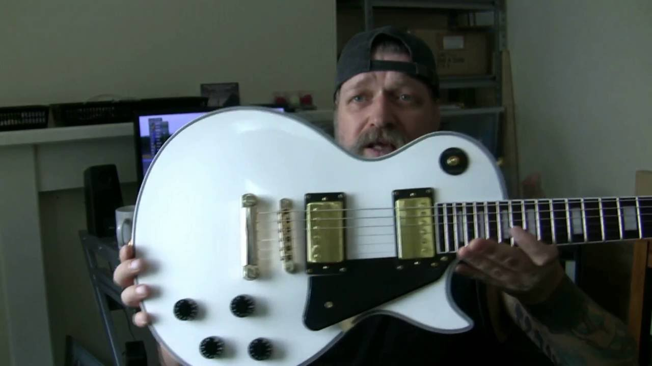 chibson les paul custom not gibson upgrades part 04 youtube. Black Bedroom Furniture Sets. Home Design Ideas