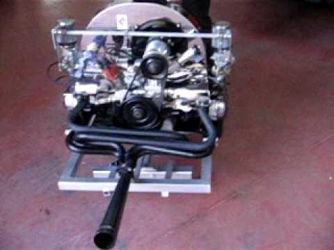 Autos En Venta >> motor volkswagen escarabajo 1600 (porschebeetle) - YouTube