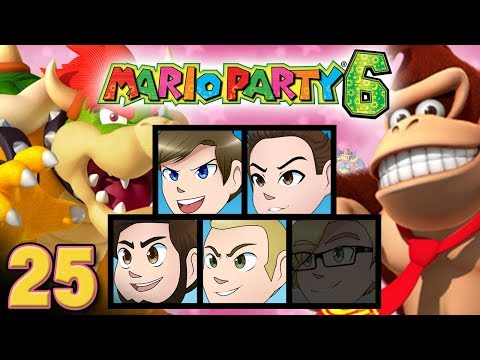 Mario Party 6: FRAME PERFECT - EPISODE 25 - Friends Without Benefits