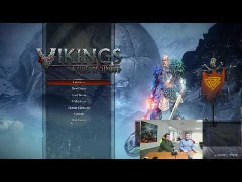 First Developer livestream for Vikings - Wolves of Midgard!!!
