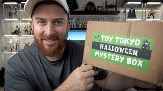 Unboxing Funko Pop Mystery Box From Toy Tokyo