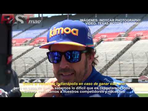 Alonso prueba en Texas