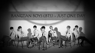 Just one day (BTS)