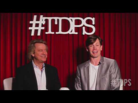 Not Talking About Politics | #TDPS with Christopher Rice & Eric Shaw Quinn