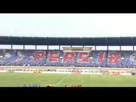 KEMERIAHAN DI STADION GBLA BANDUNG - KU YAKIN KAU BISA