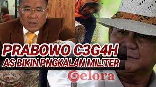 Download Video PRABOWO BELI LAHAN AGAR TAK DIJADIKAN PANGKALAN AS;SEJARAH LAHAN;BOB HASAN;HOTMAN PARIS MP3 3GP MP4