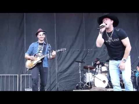 Aaron Pritchett (live) #2 @ Canada Day 2016 - Vancouver Canada Place