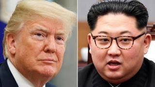 Sen. Scott on North Korea; Trump took control of the conversation
