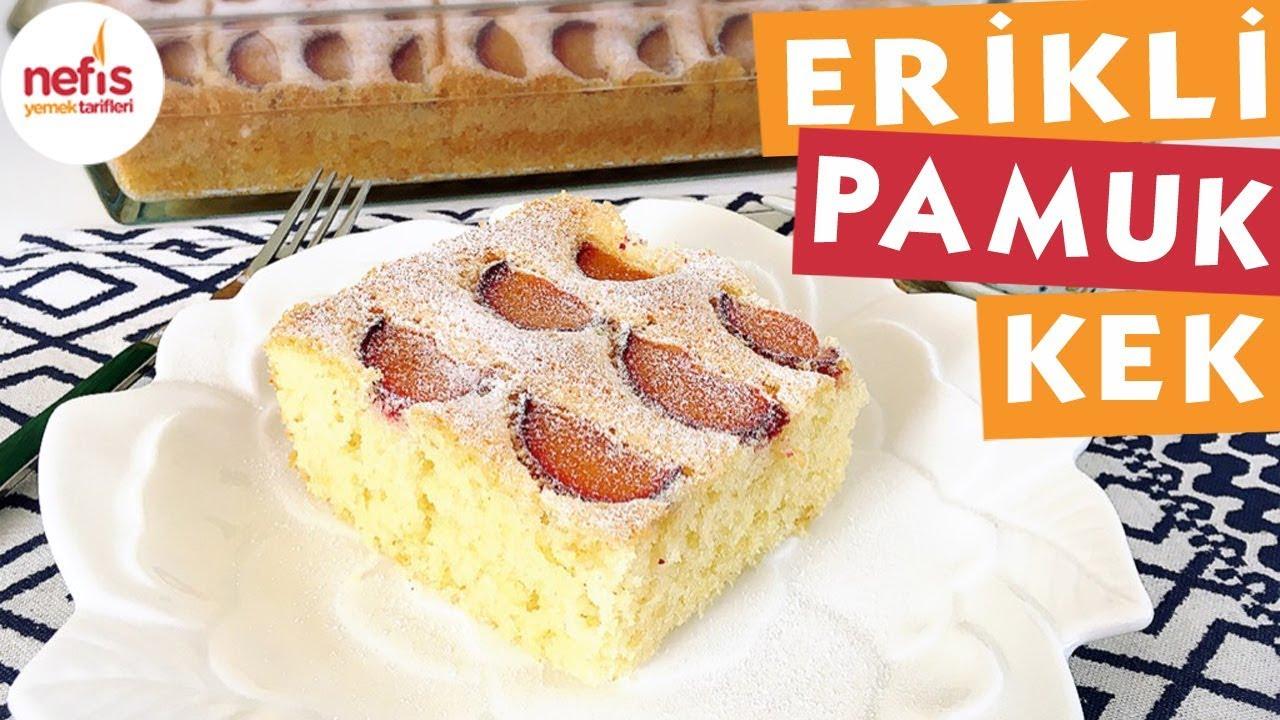 Mürdüm Erikli Kek Nasıl Yapılır Resimli Tarif