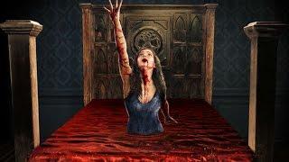 Кровать мертвецов / Bed of the Dead - трейлер