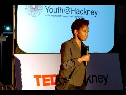 Bonnie Greer at TEDxYouth@Hackney