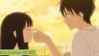 Top anime - top 10 anime kiss scenes (english subtitle) hd #01