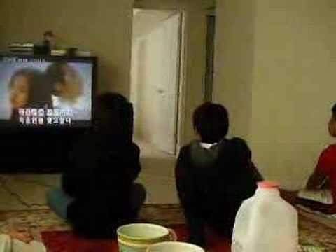 Asians love karaoke