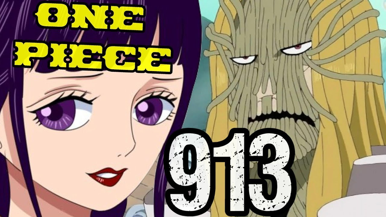 one-piece-chapter-913-review-straw-stand-power