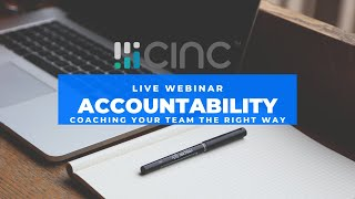 CINC Live Webinar: Accountability | Keeping Your Database Clean