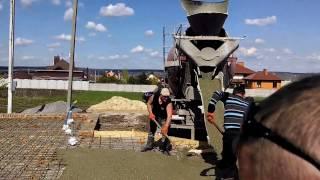 Приемка бетона М200 (5 кубов)(, 2017-04-27T09:46:45.000Z)