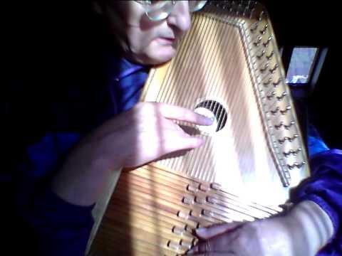Home On The Range + Schneewalzer -- autoharp instrumental