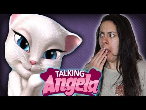 Talking Angela | Mystery Gaming with Gabriella from YouTube · Duration:  5 minutes 58 seconds
