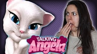 Talking Angela | Mystery Gaming with Gabriella