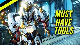 5 Tools Every Warframe Player Should Use...