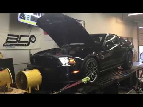 2011 GT500 dyno by ryan young