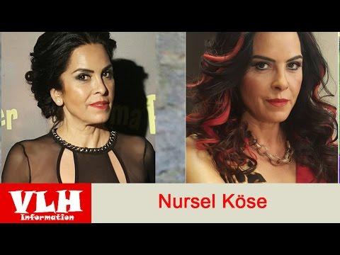 Nursel Köse Pemeran Keriman dalam Serial Cansu dan Hazal Season 2
