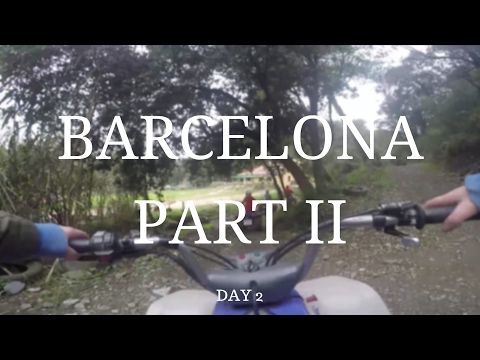 THE BARCELONA VLOGS: QUAD BIKING AND KARAOKE