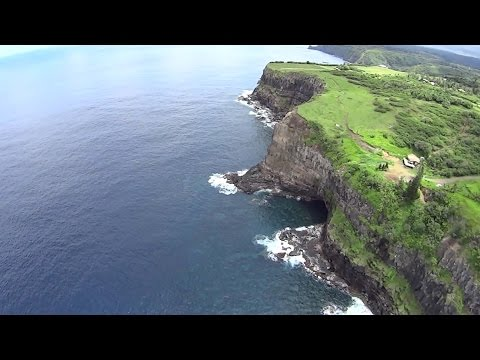 Cheerson CX20 Quanum Nova Quad Copter Drone - Maui Hawaii Secret Coastline FPV Journey