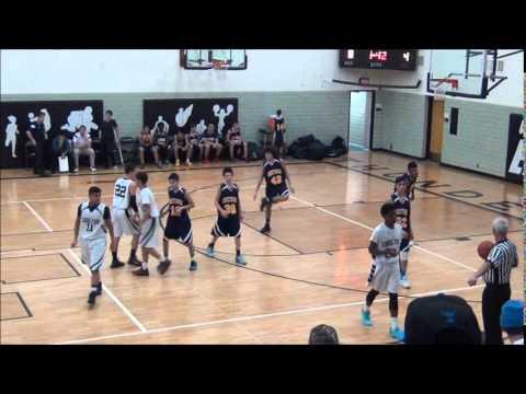 Crestwood High School Freshman Basketball vs. Edsel Ford Thunderbirds 12/11/14