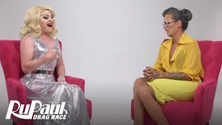The Pit Stop w/ Raja & Pandora Boxx | RuPaul's Drag Race All Stars Recap (Season 2 Ep 7) | Logo